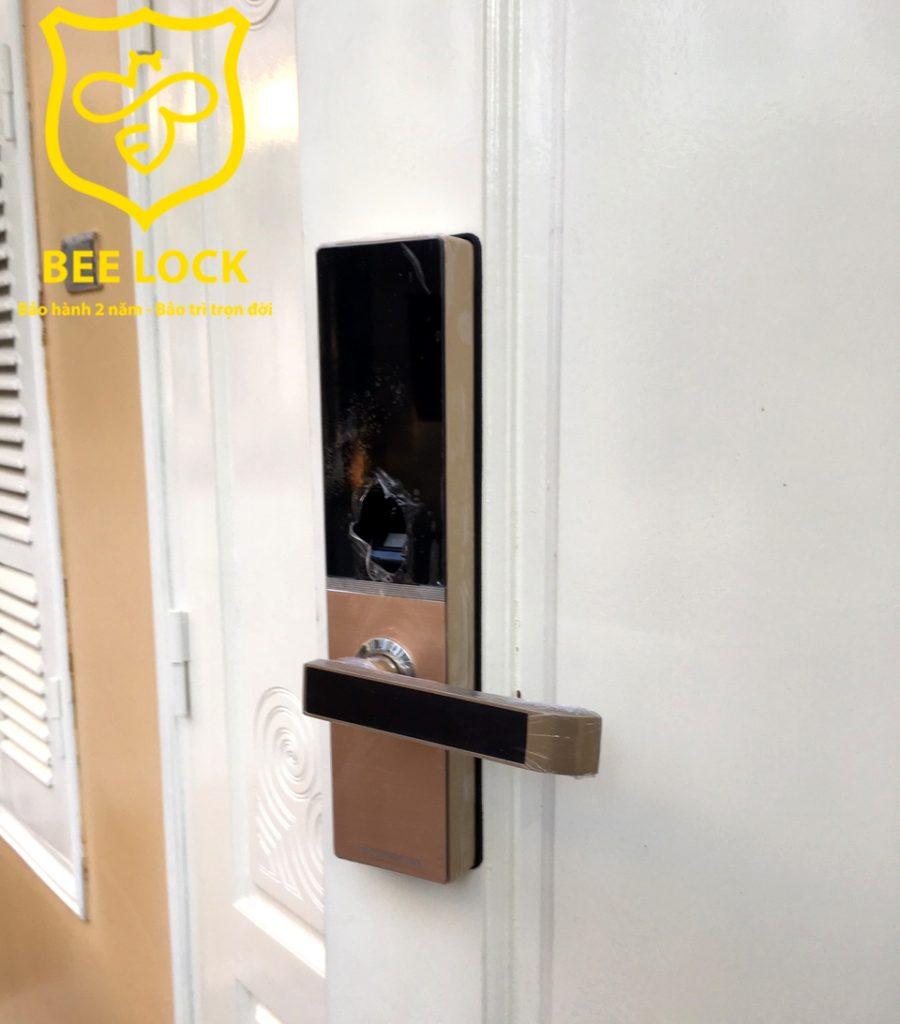 Khóa cửa điện tử DESSMANN G811FP
