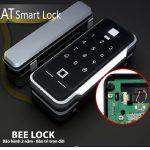 Khóa cửa kính ZKAT Smart Lock