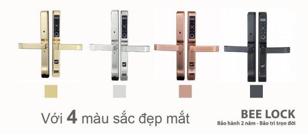 Các màu của khóa cửa Hilux hi86SDL