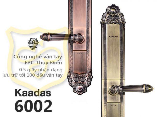 Khóa cửa điện tử Kaadas 6002