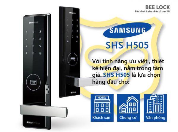 khoa-samsung-shs-h505-cho-khach-san