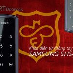 Khóa cửa điện tử Samsung SHS 1321