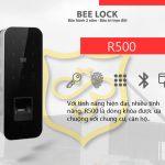 Khóa vân tay cửa lùa R500