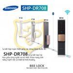 Khóa cửa vân tay Samsung SHP DR708