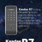 Khóa cửa vân tay KAADAS R7