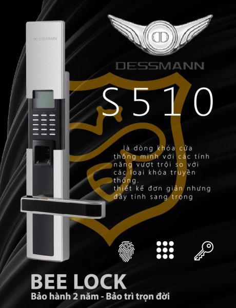 chức năng khóa của Dessmann S510
