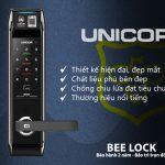 Khóa cửa vân tay Unicor UN-9000BWSK-F