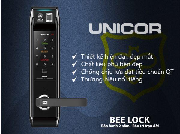 unicor-un-9000BWSK-F-thiet-ke-dep-mat