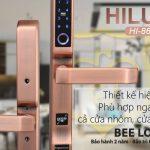 Khóa vân tay cửa nhôm kính xingfa Hilux HI – 86SDL