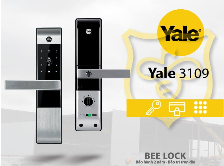 Khóa cửa thẻ từ YALE YMD 3109