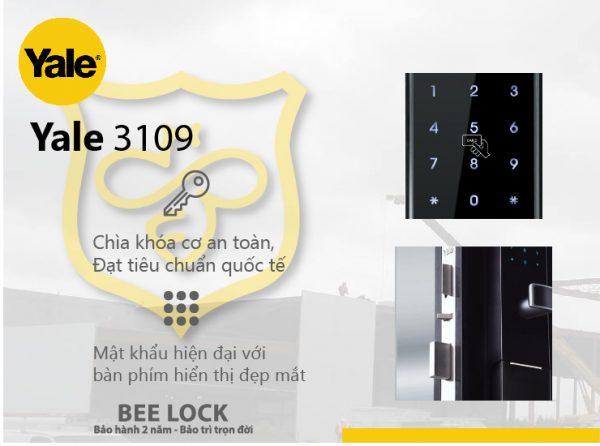 Chìa khóa an toàn YDM 3109