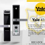 Khóa cửa điện tử Yale YDM 4109