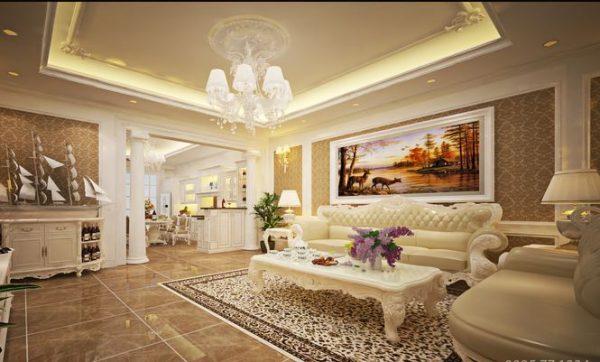 Lời khuyên cho một mẫu thiết kế nội thất biệt thự liền kề hiện đại