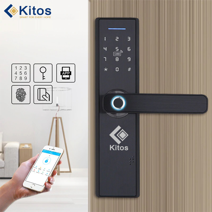 Khóa cửa vân tay Kitos KT-8800