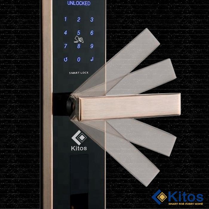 Khóa cửa vân tay Kitos KT-V3