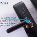 Khóa cửa vân tay Kitos KT-A10 Plus