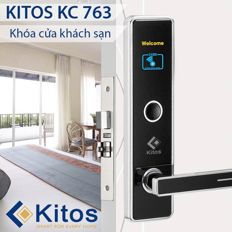 Khóa thẻ từ Kitos KC-763