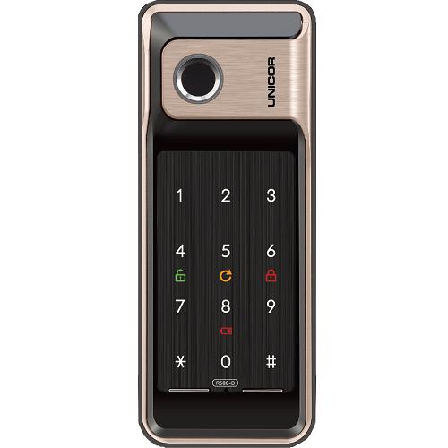 Khóa cửa vân tay Unicor R500 – B