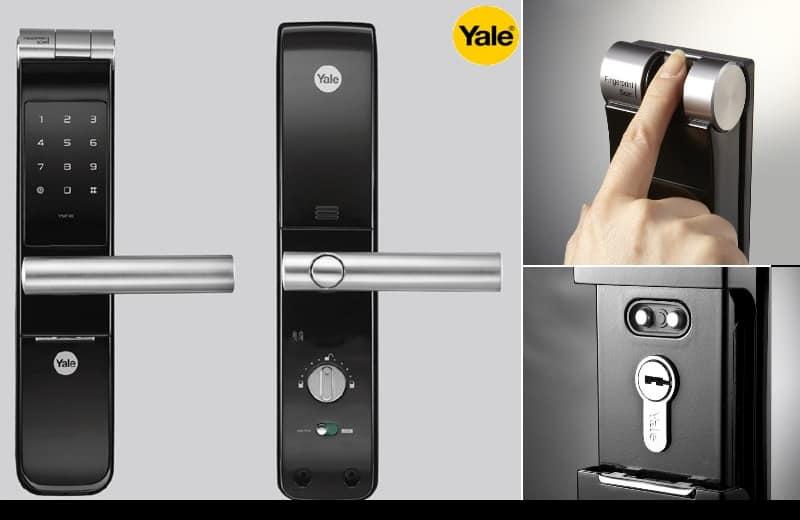Khóa điện tử Yale YMF 40 – Apac