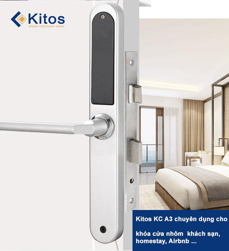 Khóa khách sạn kitos-kc-A3