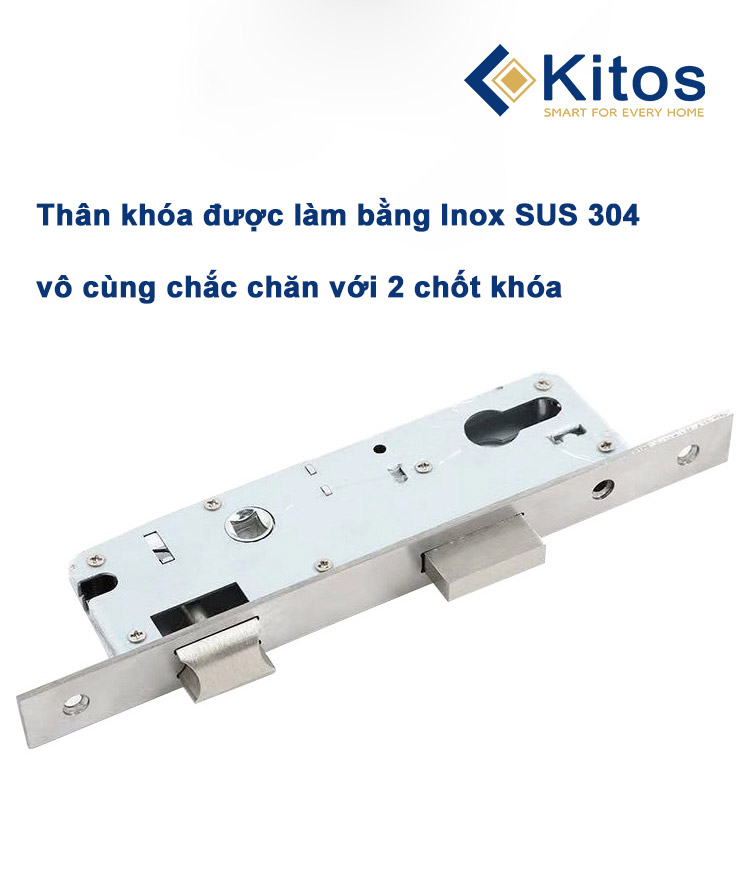 Khóa thẻ từ Kitos KC-A3