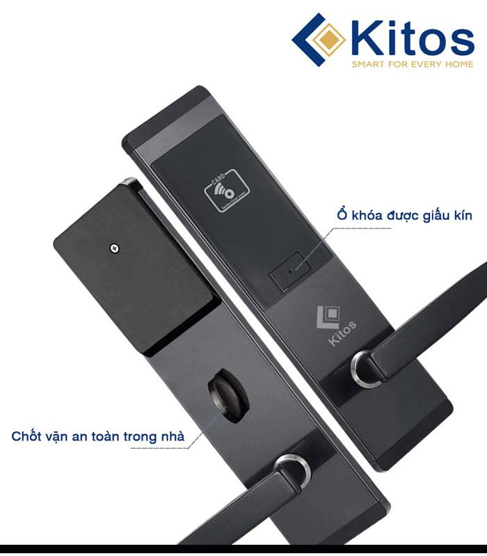 Khóa thẻ từ Kitos KC-633