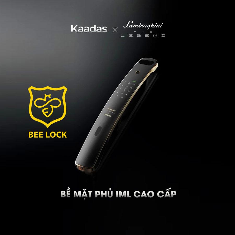 Khóa nhận diện khuôn mặt Kaadas Lamborghini 3D Face