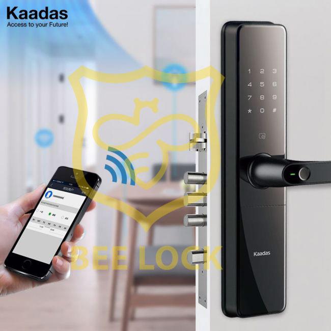 Khóa cửa vân tay Kaadas S500