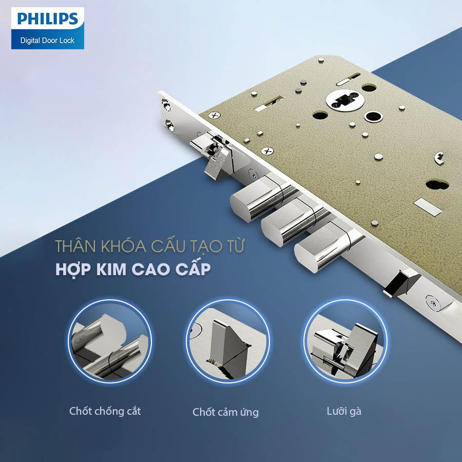 Khóa vân tay Philips 9200