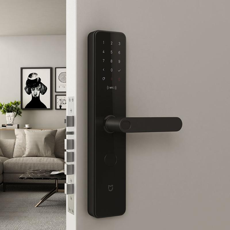 Khóa vân tay Xiaomi giải pháp tối ưu kiểm soát ra vào cửa nhà bạn